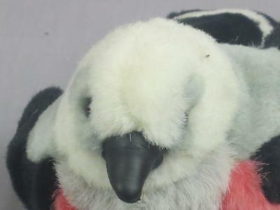 LIFELIKE REALISTIC SOUNDS SCISSOR TAILED FLYCATCHER BIRD PLUSH STUFFED ANIMAL