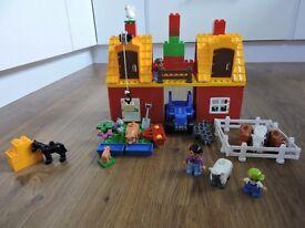LEGO Duplo - Big Farm Set (4665) COMPLETE