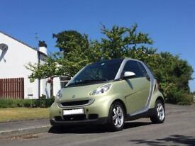 2009 Smart Fourtwo Limited Three