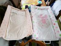 Baby changing mats