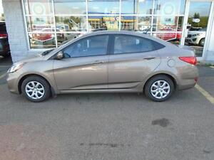 2013 Hyundai Accent GL with Extended Warranty