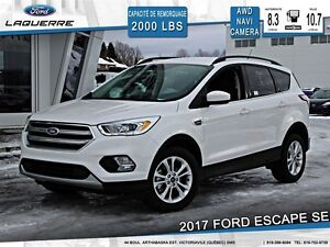 2017 Ford Escape **SE*AWD*NAVI*CRUISE*A/C 2 ZONES**