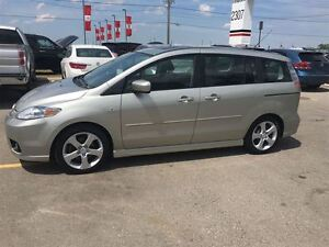 2007 Mazda MAZDA5 GT, Loaded; Alloys, Roof and More !!!!!! London Ontario image 2