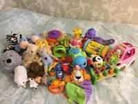 Bundle of Toys 6-18 months old
