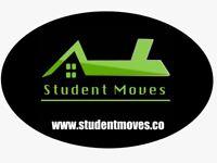Student Moves, Van Hire, Man and Van Services (VISA MasterCard AMEX)