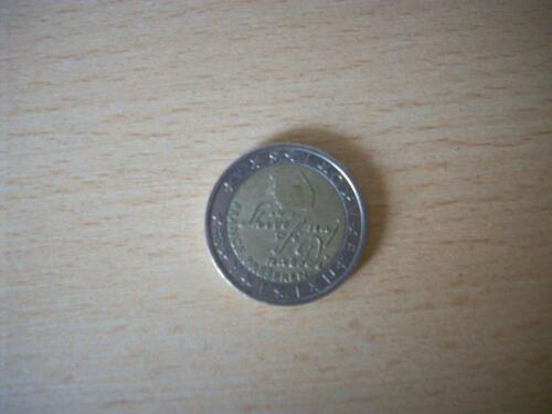 2 Euro Münze France Preseren 2007 In Niedersachsen Delligsen