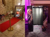 Photo Booth and Magic Mirror Hire - ***Special Offer***Weddings / Christmas / Birthday - North West