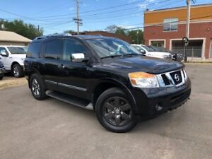 2014 Nissan Armada Platinum | Navigation | Power Liftgate | Rear