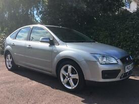 2005 Ford Focus 2.0 Titanium, top spec, just 53k