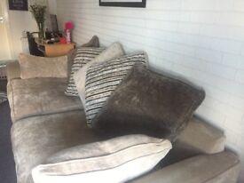 4 seater sofa and 2 seater sofa