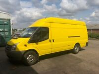 2011 Ford Transit Extra long wheel base high roof