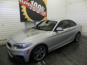 2015 BMW M235 M package 3L Twin turbo 326 chevaux