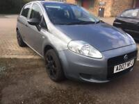 2007 Fiat Grande Punto 1.2 MOT August 2018! Great Condition Throughout! Low Insurance Group!