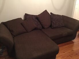 DFS sofa 4 seater and 3 seater must go asap