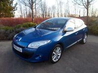 Renault Megan 1.6 Music 57000 low mileage new model must be seen