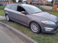 Ford Mondeo Zetec Business Edition