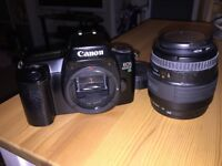 Canon EOS 1000F Camera-With lense if required - Film Camera