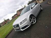 Audi a4 SE SILVER