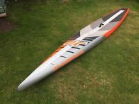 "JP Australia 14' x 24.5"" flat water standup paddleboard"