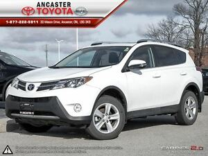 2013 Toyota RAV4 XLE ONLY 40198 KMS!!