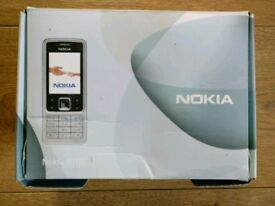 Nokia 6300 Unlocked- Used - Great First/Spare phone