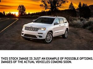 2017 Jeep Grand Cherokee New Car Limited|4x4|LuxuryII,ActiveSfty