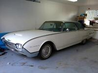 1962 Thunderbird -original condition