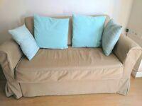 IKEA HAGALUND SOFA BED IN PERFECT CONDITION