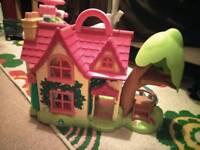 Children toy happyland £10