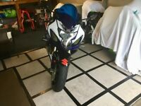 VERY CLEAN SUZUKI GSXR ++ not Honda ninja r1 r6 fireblade bmw cbr Yamaha Kawasaki +++++++++++++++++
