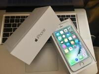 iPhone 6 16GB Silver & White on EE / Unlock
