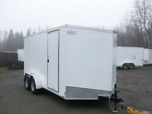 2017 Pace American outback dlx 7' x 14' 6'.6 2 essieux