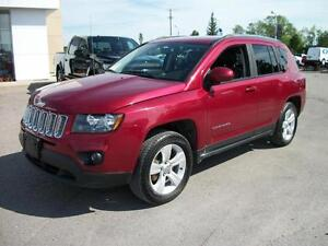 2014 Jeep Compass Sport 4WD Kawartha Lakes Peterborough Area image 1