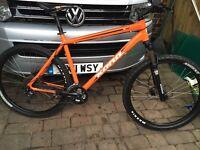 Kona blast mountain bike large