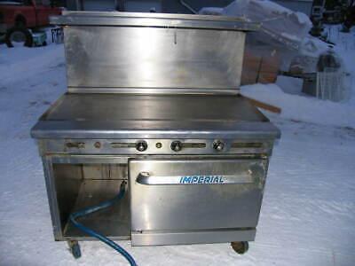 Imperial Ir-g48-xb - Restaurant Range Gas 48w 1 48w Griddle 1 Standard