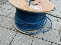 CAT 6 network cable dual