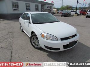 2012 Chevrolet Impala LTZ | LEATHER | WELL MAINTAINED