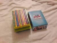 Scooby doo box set.