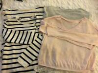 Clothes girls size 9/10