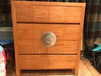 Chest of Drawers - wood-