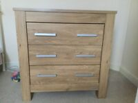 Charnwood chest of drawers