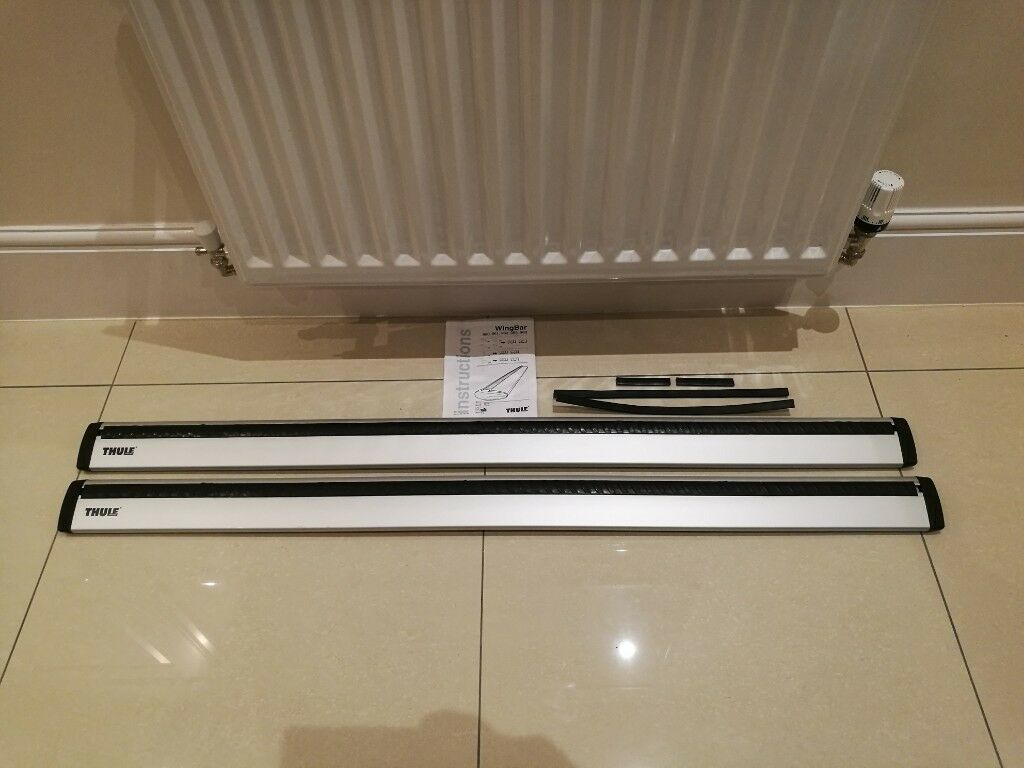 Thule Rapid System Roof Rack Wing Bar 961 In Hamilton