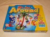 Monkey Around game