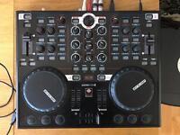 Reloop Master Edition 2 midi controller/mixer