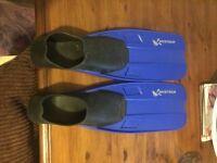 Men's diving flippers