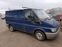 Ford Transit full years MOT cracking work van