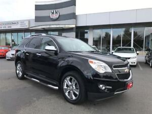 2010 Chevrolet Equinox LTZ AWD Fully Loaded Only 118, 000Km