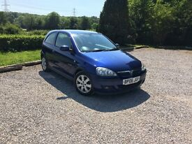 Vauxhall Corsa 1.3 CDTi 16v SXi+ 3dr - New Mot - £30 Road Tax