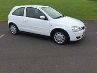 Corsa DIESEL CDTI 46000 £30. Year Tax
