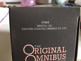 Corgi, Limited Edition, Diecast, Eastern Counties Omnibus